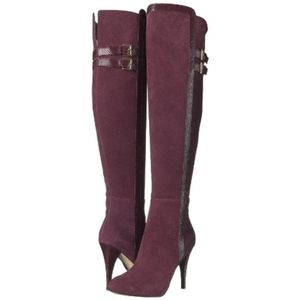 Michael Kors Delaney Over the Knee Boots sz9/40